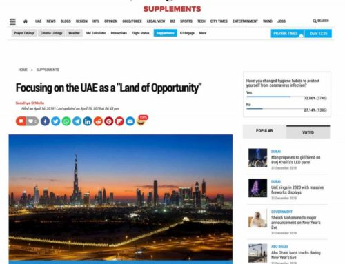 HOW A LANGUAGE TRANSLATION BUSINESS FLOURISHED IN THE UAE